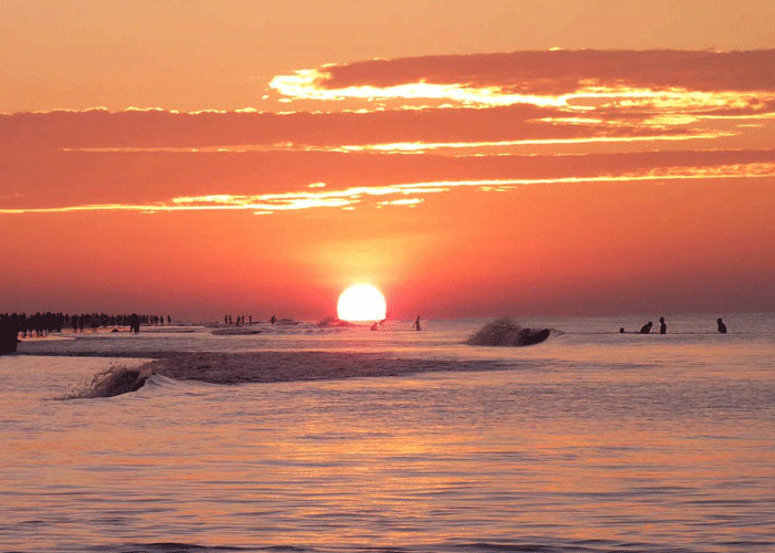 kuakata sea beach