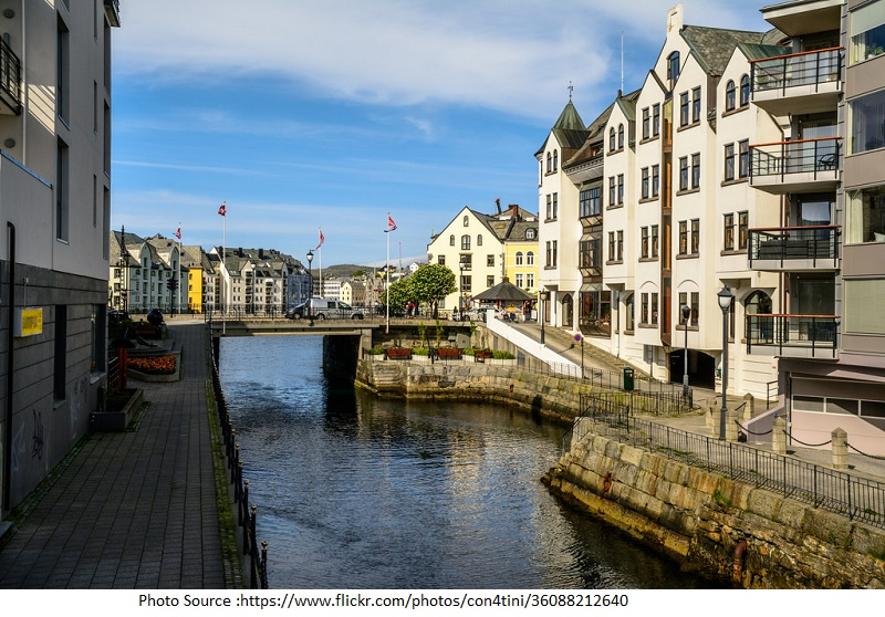 tourist attractions in Alesund