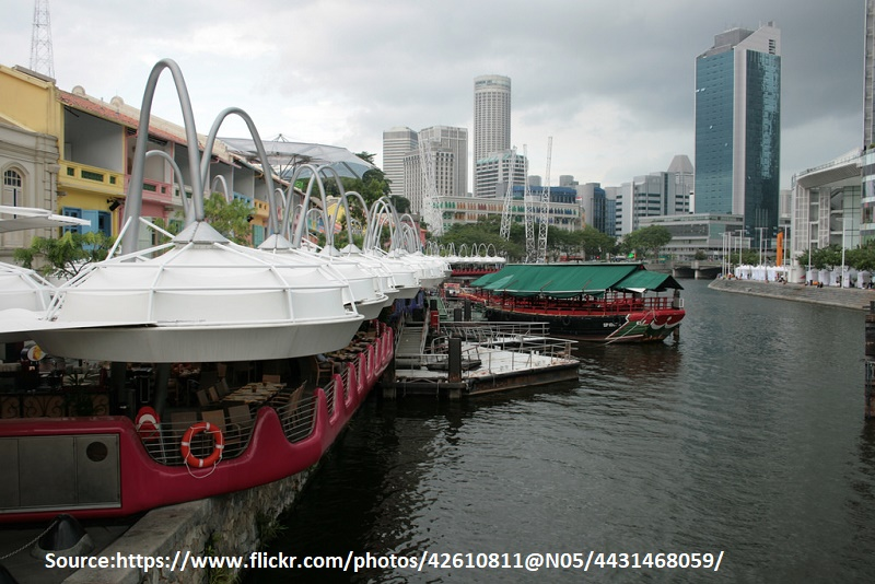Clarke Quay best thing to do
