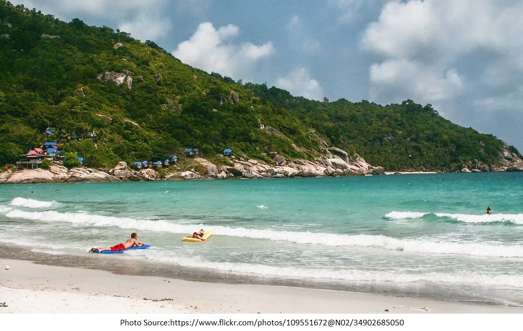 Koh Pha-ngan, thailands