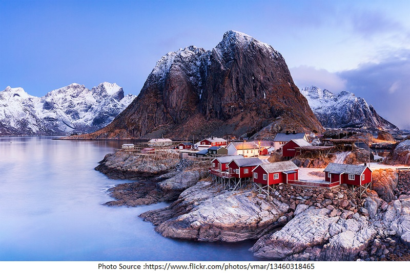 tourist attractions in Lofoten