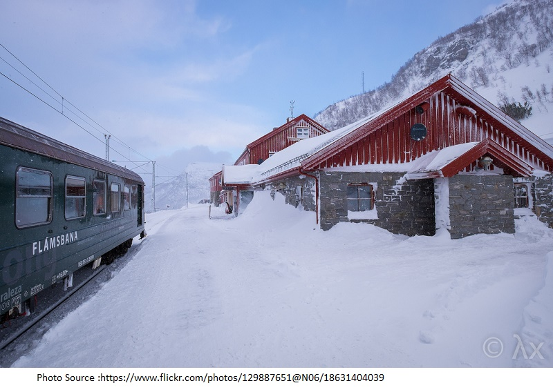 tourist attractions in Myrdal