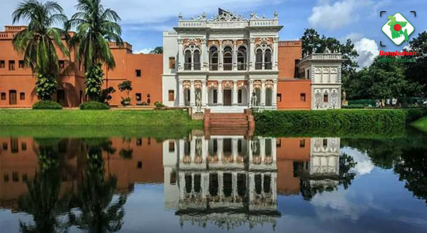 Tourist attractions in Dhaka