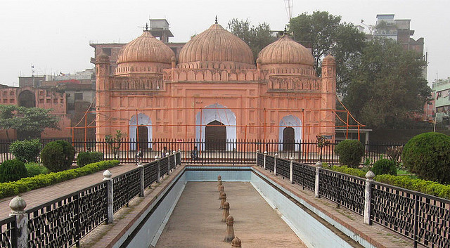 The Mosque lalbag frot