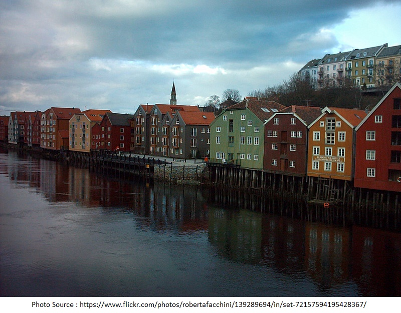 tourist attractions in Trondheim