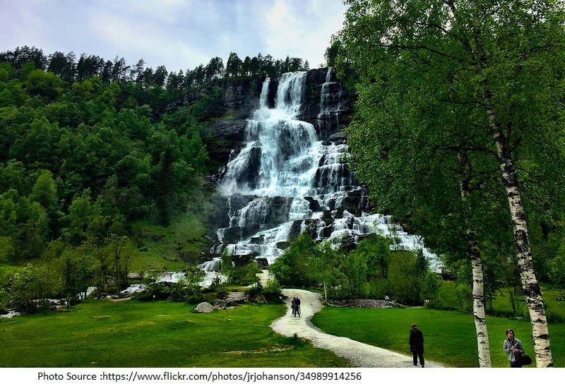 tourist attractions in Voss