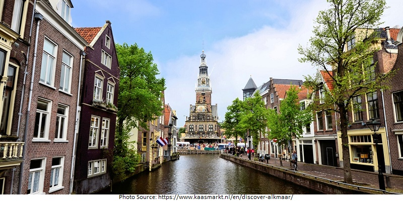Alkmaar,Tourist Attractions in  Netherlands