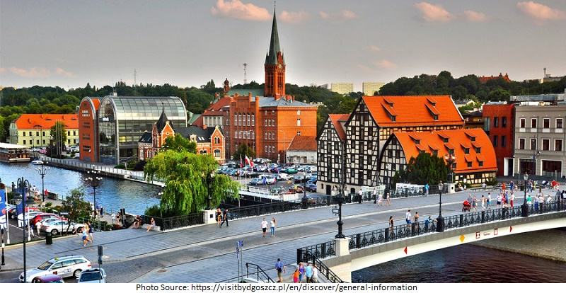 tourist attractions in poland Bydgoszcz