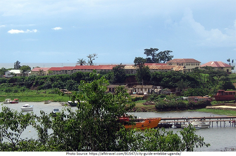 Tourist Attractions in Uganda, Entebbe