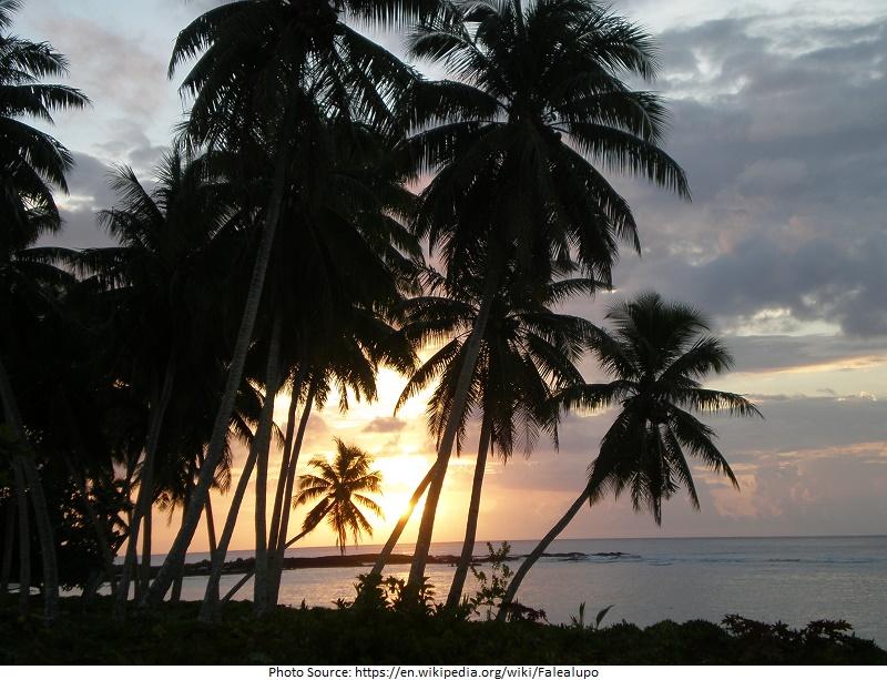 Tourist Attractions in Samoa, Falealupo