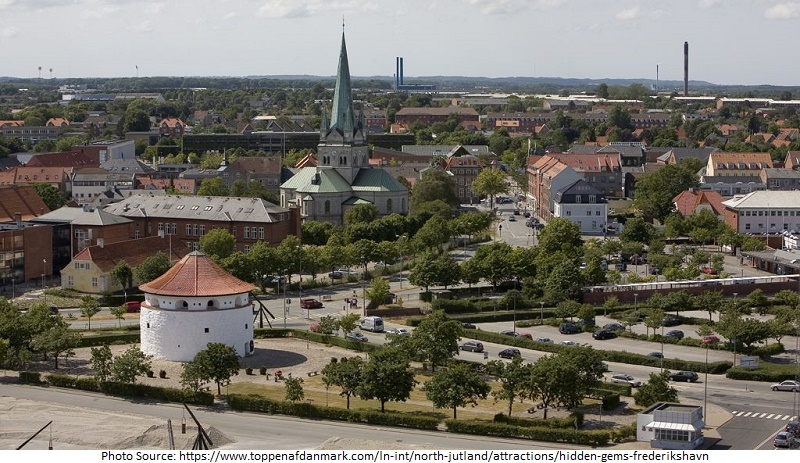 Tourist Attractions in Denmark