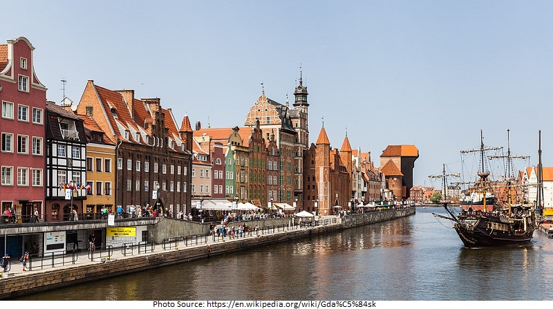 tourist attractions in poland Gdansk