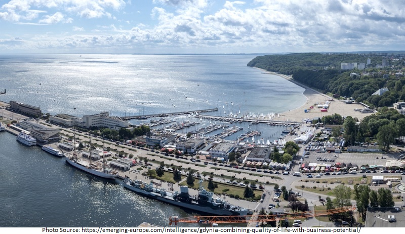 tourist attractions in poland Gdynia