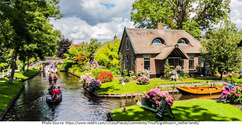 Giethoorn attractions