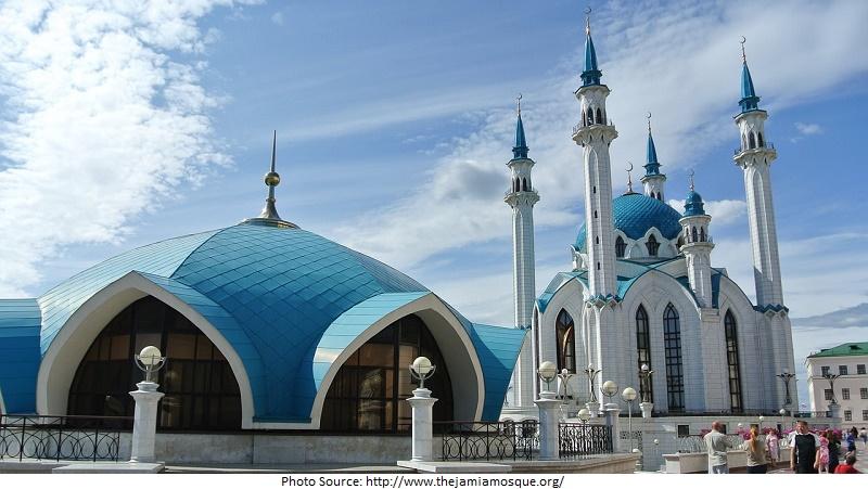Jamia Mosque, Tourist Attractions in Kenya