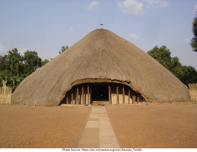 Tourist Attractions in Uganda,Kasubi Tombs