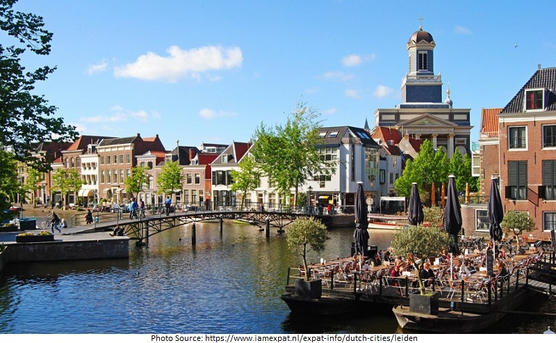 Leiden attractions
