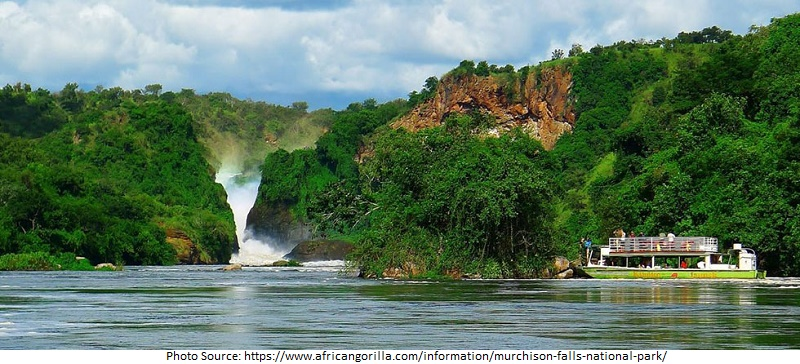 Tourist Attractions in Uganda, Murchison Falls National Park