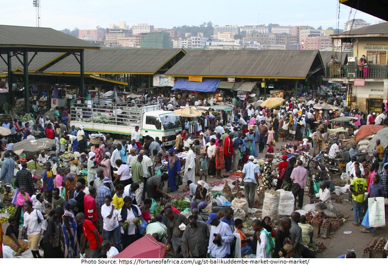 Tourist Attractions in Uganda, Owino Market