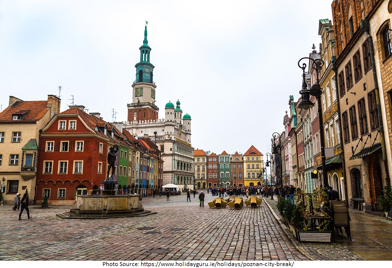 tourist attractions in poland Poznan