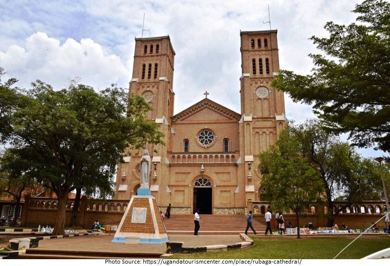 Tourist Attractions in Uganda, Rubaga Cathedral