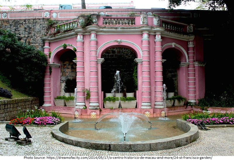 Tourist Attractions in Macau