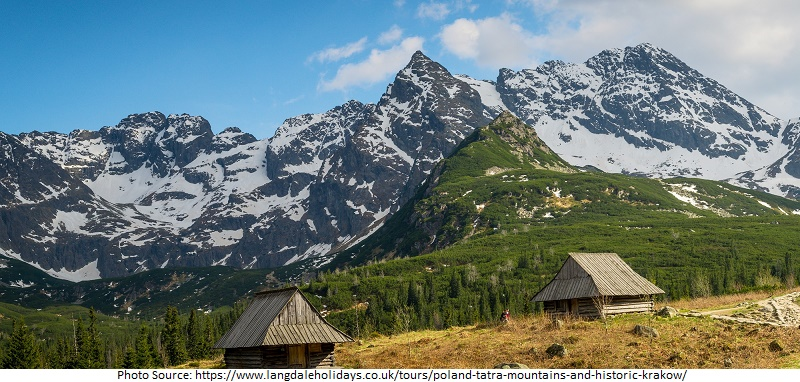 tourist attractions in poland Tatra Mountains