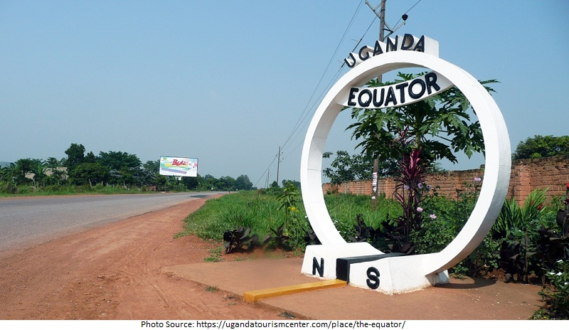 Tourist Attractions in Uganda, The Equator
