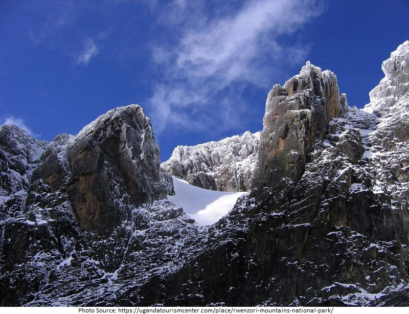 Tourist Attractions in Uganda, The Rwenzori Mountains National Park