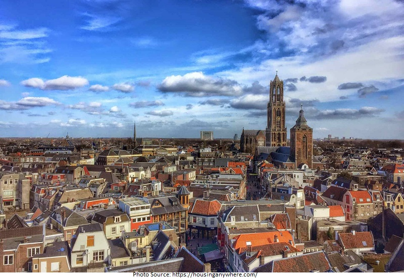 Utrecht,Tourist Attractions in  Netherlands