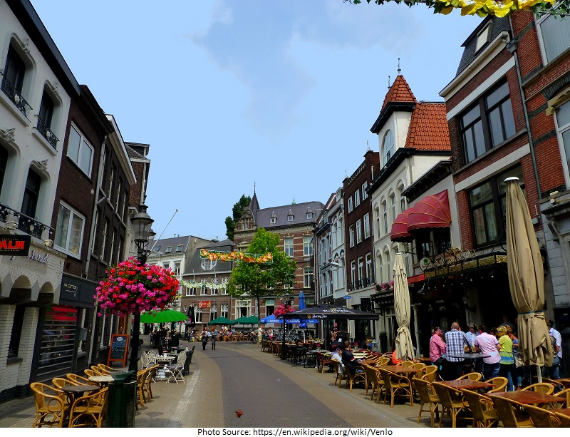 Tourist Attractions in Netherlands,Venlo