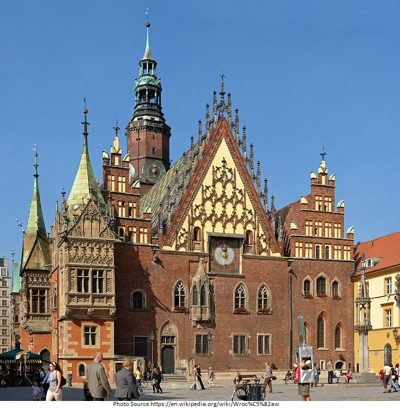 tourist attractions in poland Wroclaw