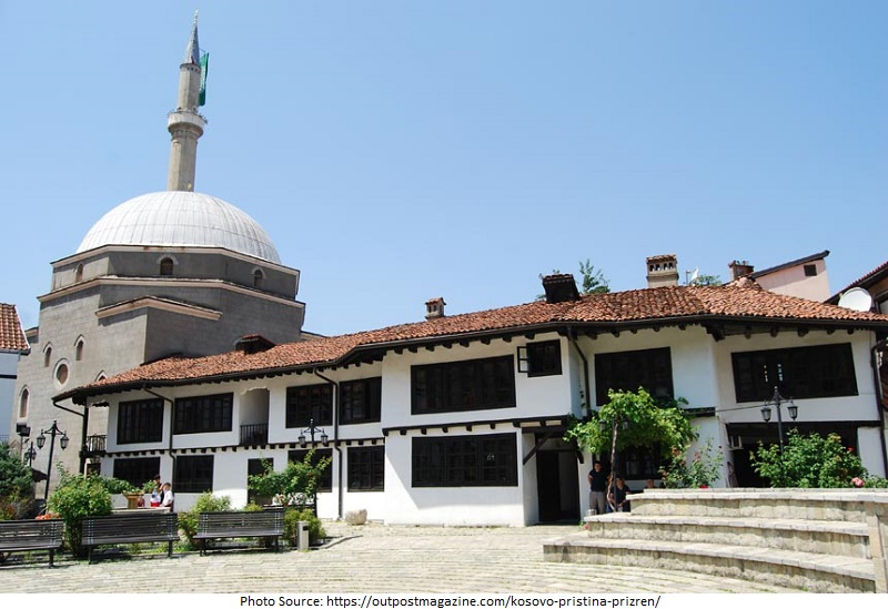 Tourist Attractions in  Albanian League of Prizren