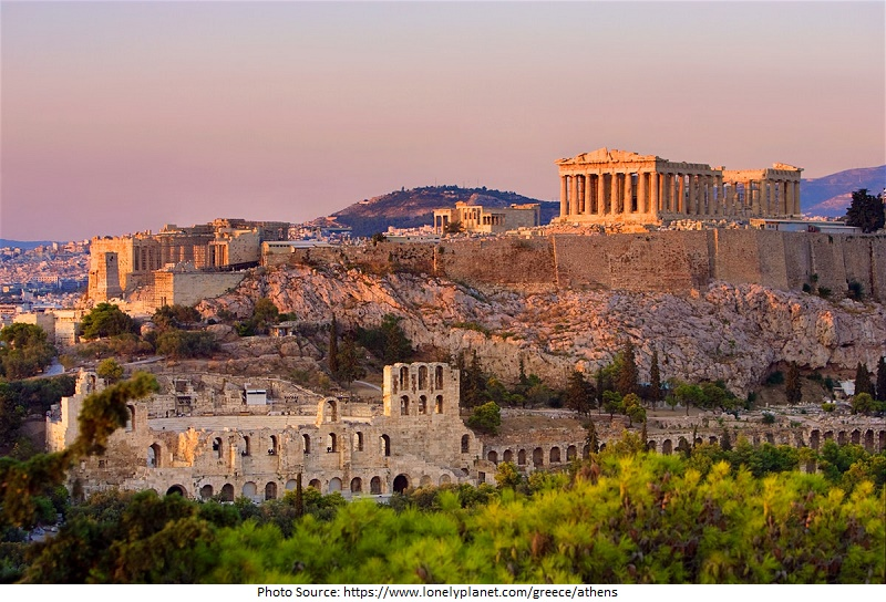 Tourist Attractions in Greece
