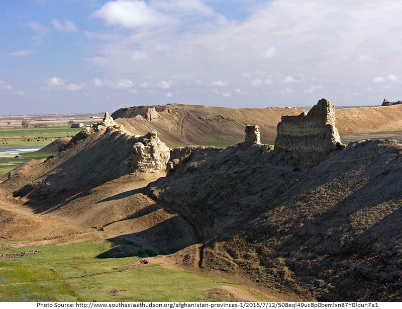 Tourist Attractions in Balkh