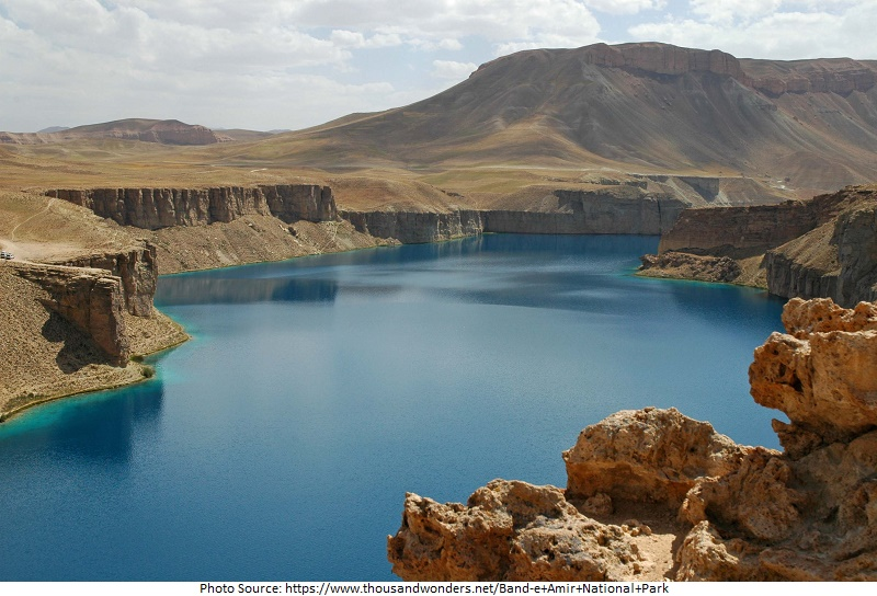 Tourist Attractions in Band-e Amir National Park