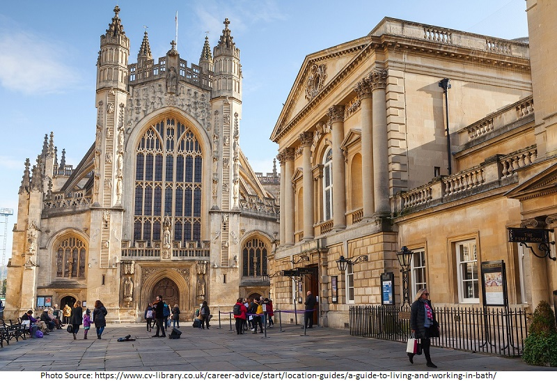 Tourist Attractions in bath