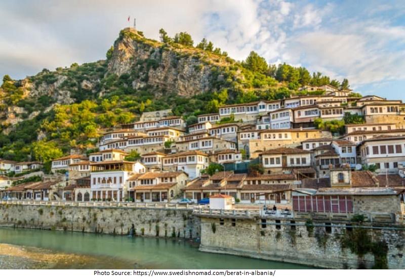 tourist attractions in Berat