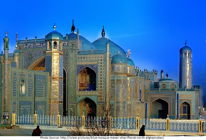 famous monuments of afghanistan