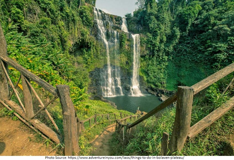 things to do in Bolaven Plateau