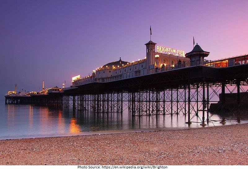 Tourist Attractions in Brighton