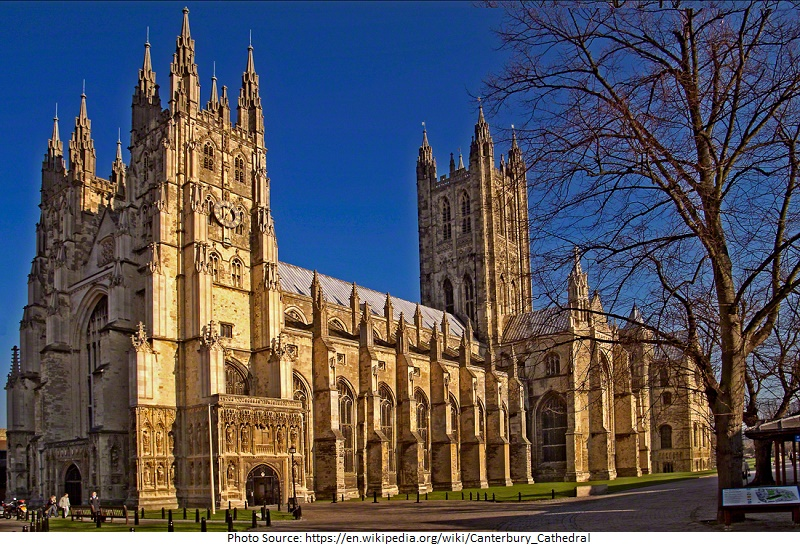Tourist Attractions in Canterbury