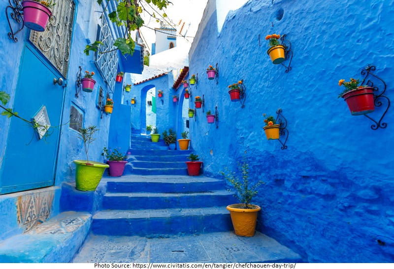 Tourist Attractions in Chefchaouen