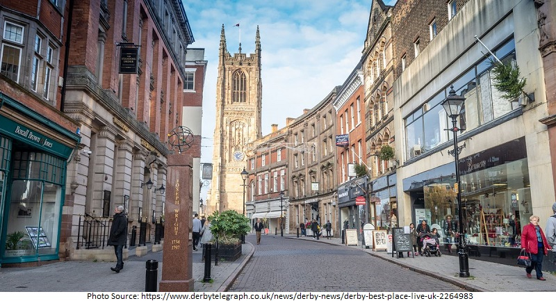 Tourist Attractions in Derby