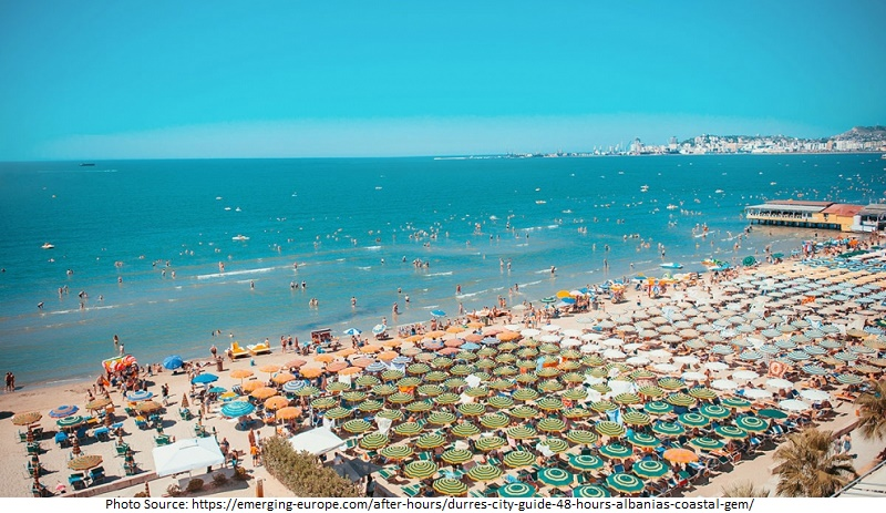 tourist attractions in Durres