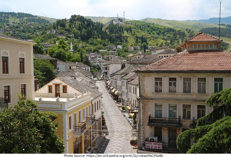 tourist attractions in Gjirokaster