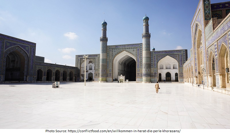 Tourist Attractions in Herat