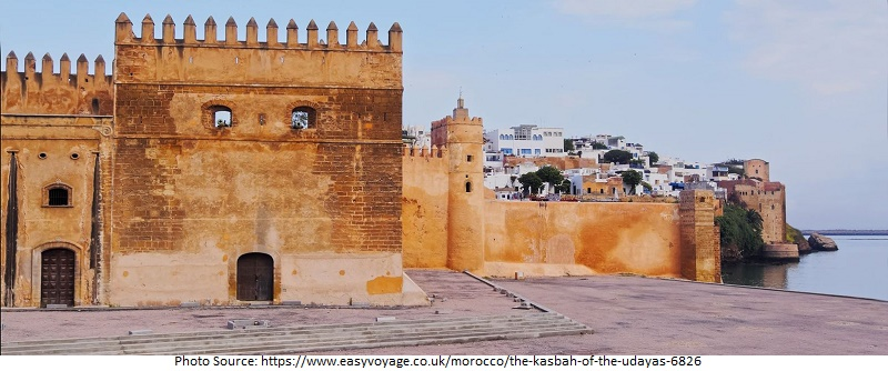 Tourist Attractions in Kasbah of the Udayas