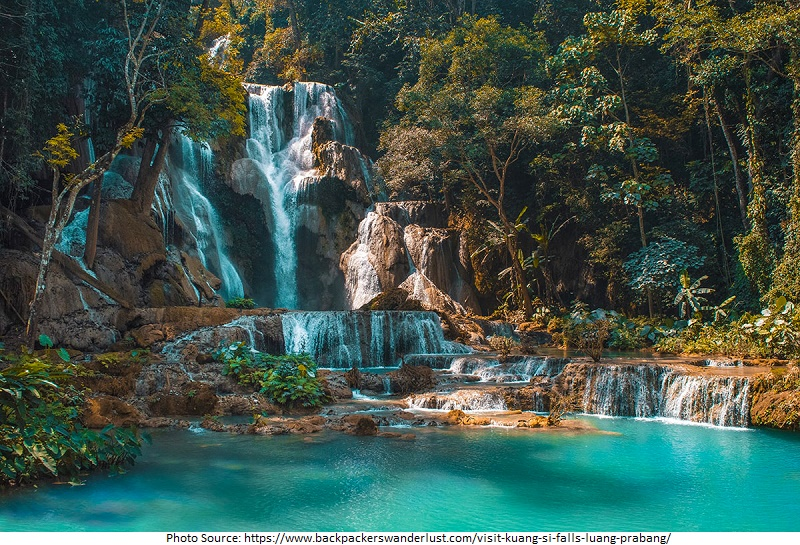 things to do in Kuang Si Waterfalls