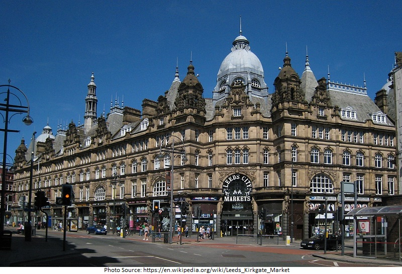 Tourist Attractions in leeds